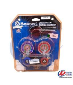 MANIFOLD VULKAN SDT (MASTERCOOL)GASES  R22 R134 R404 MADE IN USA MANIFOLD VULKAN SDT (MASTERCOOL) GASES R22 R134 R404 MADE IN USA
