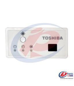 CONTROLE TOSHIBA RBC-AX33CE (KIT CONTROLE SEM FIO)RECEPTOR INFRAVERMELHO RBC- CONTROLE TOSHIBA RBC-AX33CE (KIT CONTROLE SEM FIO)RECEPTOR INFRAVERMELHO RBC-