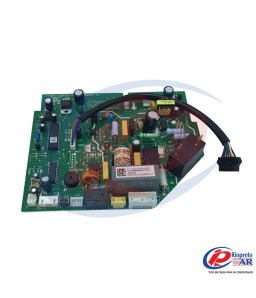 PLACA SPG EVAP 42 LVQC 12C5 PCB CARRIER X-POWER INVERTER PLACA ELETRONICA SPRINGER 42LVQC12C5 PCB CARRIER X-POWER INVERTER